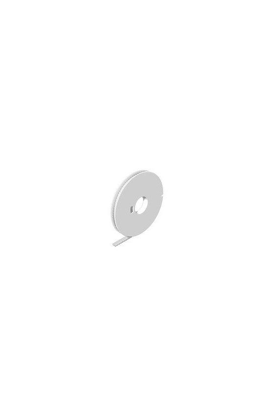2519180000 Terminal marker, 10 x 6 mm, blanco, MF 10/6 MM WS