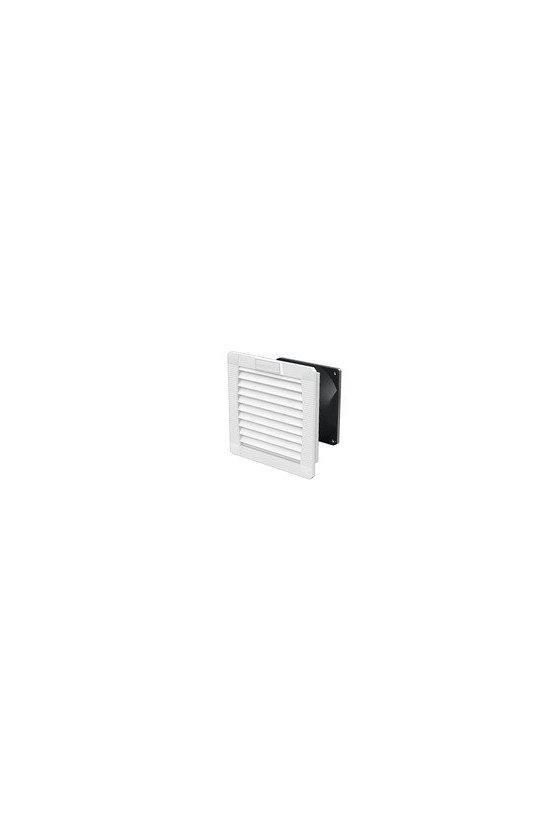 2555690000 Ventilador de filtro, IP54, gris, FF 11 54/230V GY