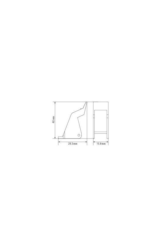 7760056352 D-SERIES DRI, Clip de retención, SDI CLIP