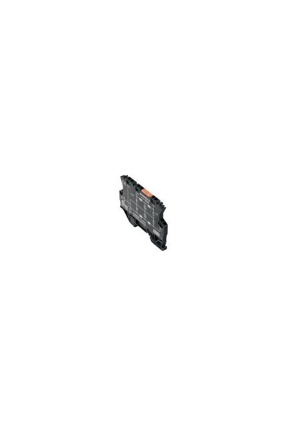 8448920000 MCZ- SERIES, Protector de sobretensión Instrumentación, Medición, Control, 0.5 A, MCZ OVP CL 24VDC 0,5A