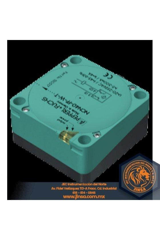 NCB40-FP-W-P1 (130542) SENSOR INDUCTIVO P+F