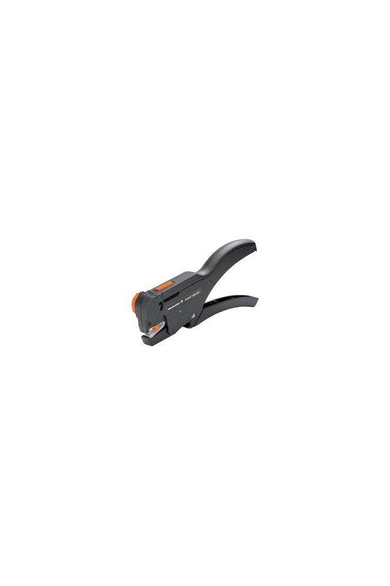 9020000000 Herramientas para cortar, desaislar y prensar, Herramienta para prensar terminales tubulares, STRIPAX PLUS 2.5