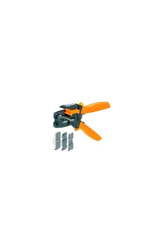 9202230000 Herramientas para desaislar y para cortar, Conductor AWG con aislamiento de PTFE y PVC, MULTI-STRIPAX AWG