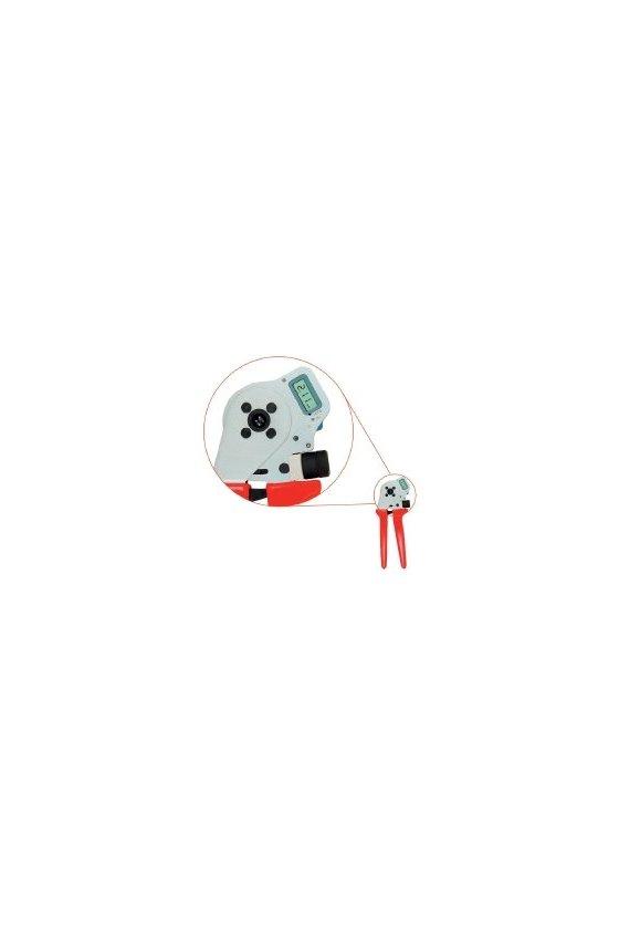 9205430000 Herramienta para prensar, Herramienta para prensar contactos, 0.14mm², 6mm²,, CTIN CM 1.6/2.5
