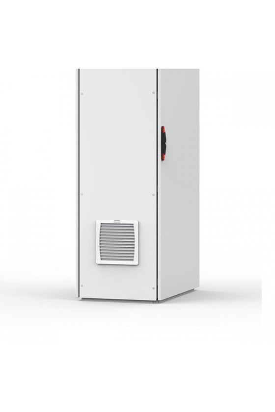 EF100R5  ventilador con filtro 92x92mm 25m3/h ip54