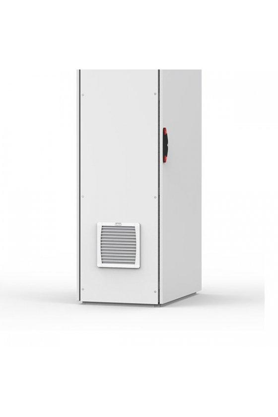 EF220-115R5 ventilador con filtro 115V ca 60hz, caudal 125m³/h