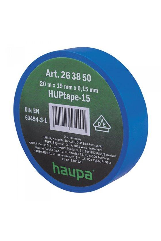 263850  cinta de aislar 19 mm x 20 m  azul