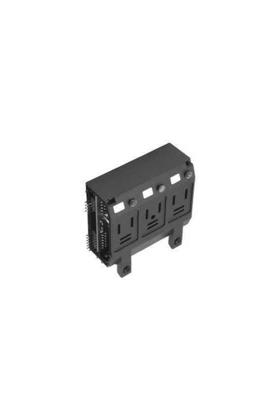 3PAC-R-XI3 MODULO ELECTRICO 3 POSICIONE