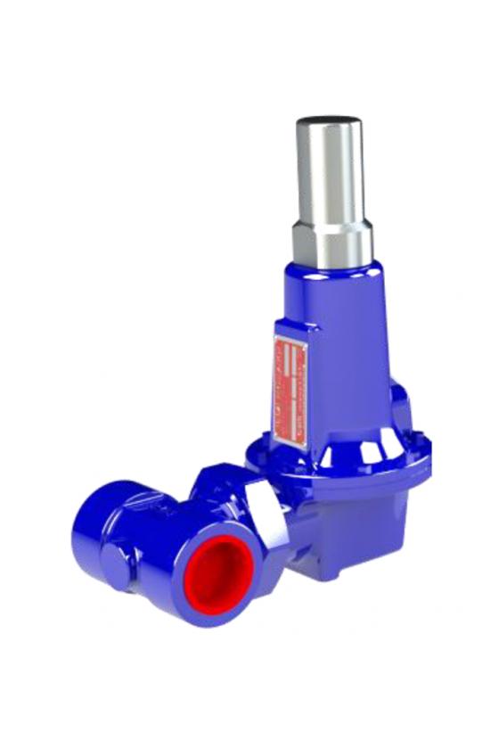 GA51274201 Regulador cms 041 rosca. Alta presión 51mm.