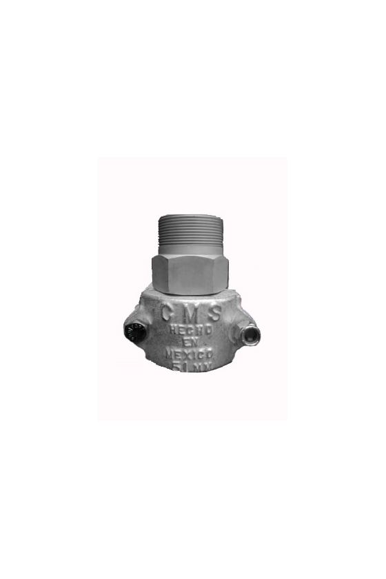 GA51393014  Abrazadera cms 19mm. C/niple de acero