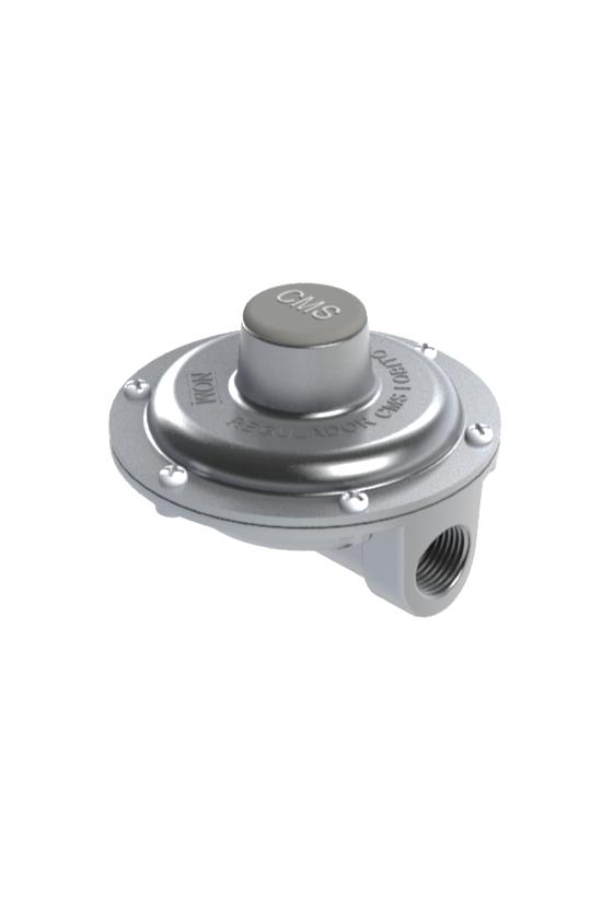 GA51244130 Regulador lobito cms 6.3 x 9.5mm gas l.p.