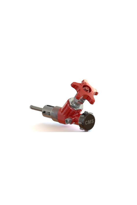 AG51024134 Válvula cms de vapor c/check 32mm. Mod. 2100b tipo