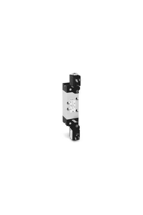 973-000-P11-23 ELECTROVALVULA 5/3 C. ABIERTOS ISO 3