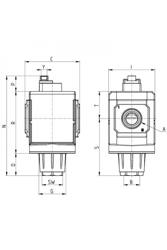 MX2-1/2-V36 VALVULA SEGURIDAD 1/2 CONTROL
