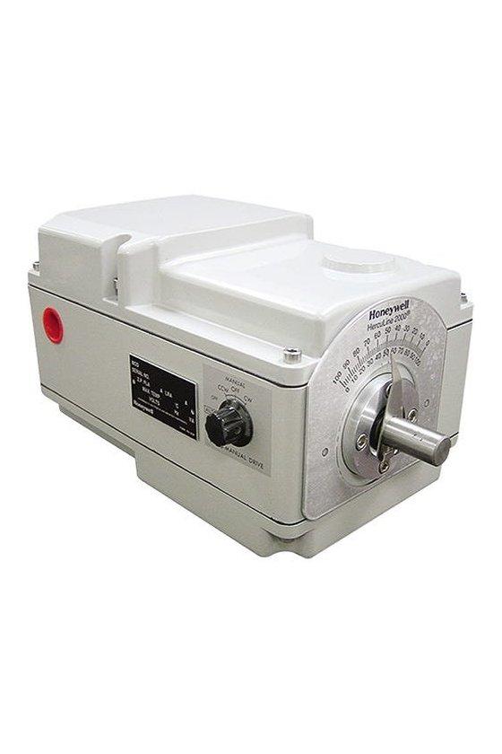 2001-200-150-126-200-20-000000 MOTOR 4-20mA 200 lb-in 150 GRAD 120Vac