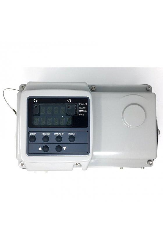 2001-400-090-126-200-22-001111 ACTUADOR HERCULINE 2000 400/45.0 LB-IN/N-M 30/60 SEC 100-130 VAC 60 Hz