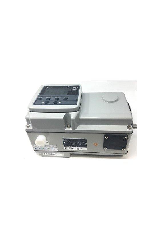 2001-400-150-126-200-20-100001 ACTUADOR HERCULINE SERIE 2000 TORQUE 400/45.0 lb-in/N-M 30/60 sec - 400 100-130 Vac 60 Hz