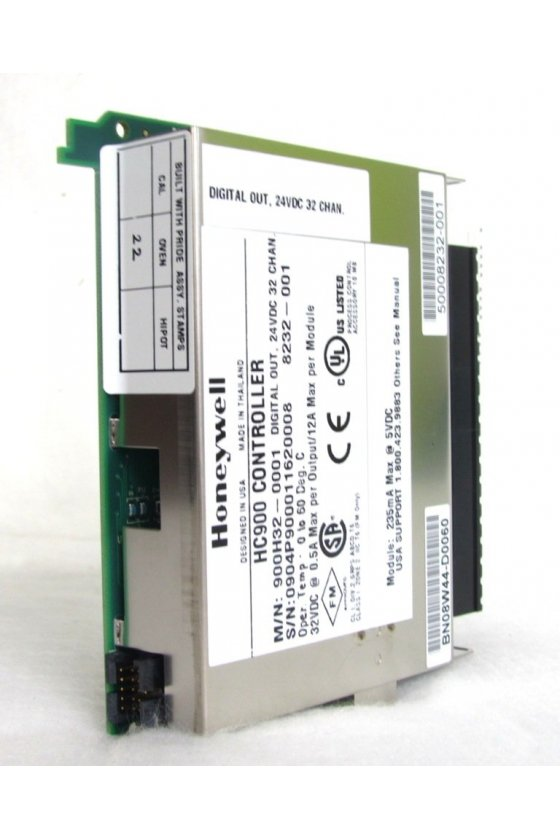 900B01-0301 Analog Output 0 to 20mA (4 channel)