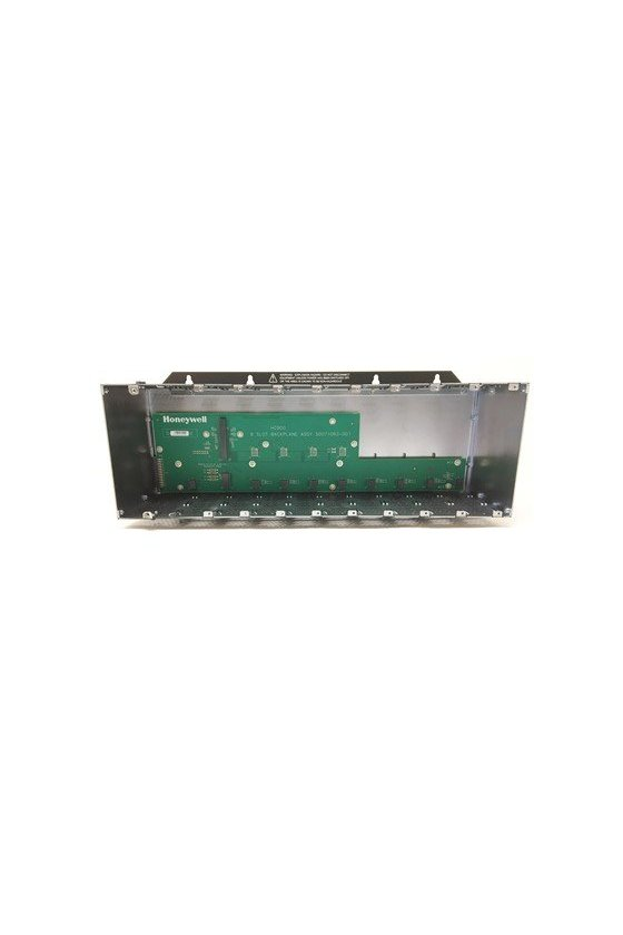900R08-0200 I/O Rack, 8 Slot Non Red. Power (Assbly)