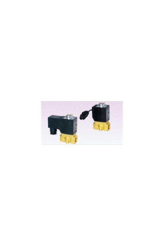 2KW050-15AT  VALVULA SOLENOIDE 2/2, 1/2PUL, AC220V