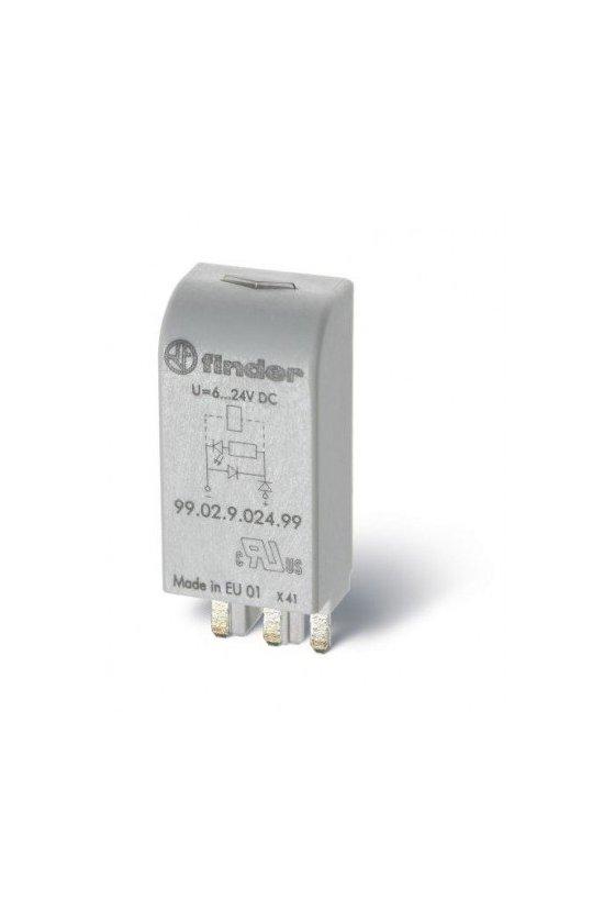 9902023098 MODULO LED 110-240 VCD/CA PARA BASE  SERIES 94-02/03/04