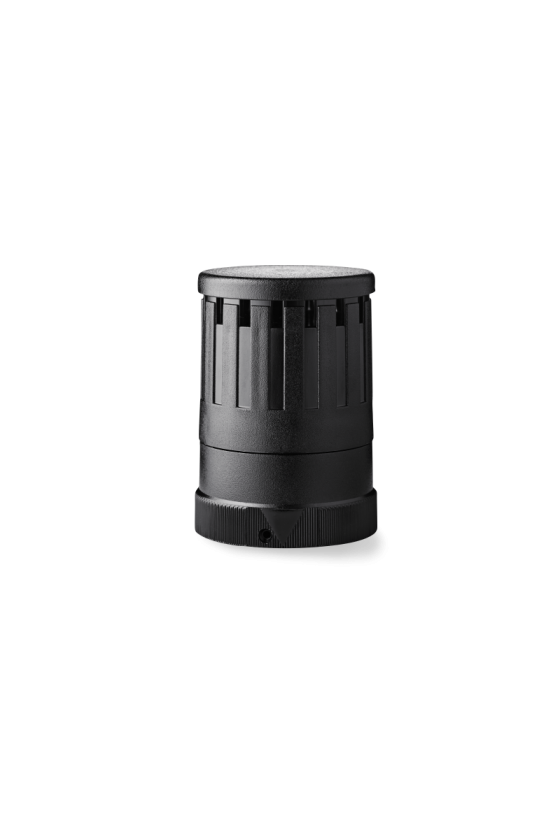 781500310 VDE Mod. zumbadores IP65  base negra 110/120 V AC  Cont/Int 103 ó 88dB