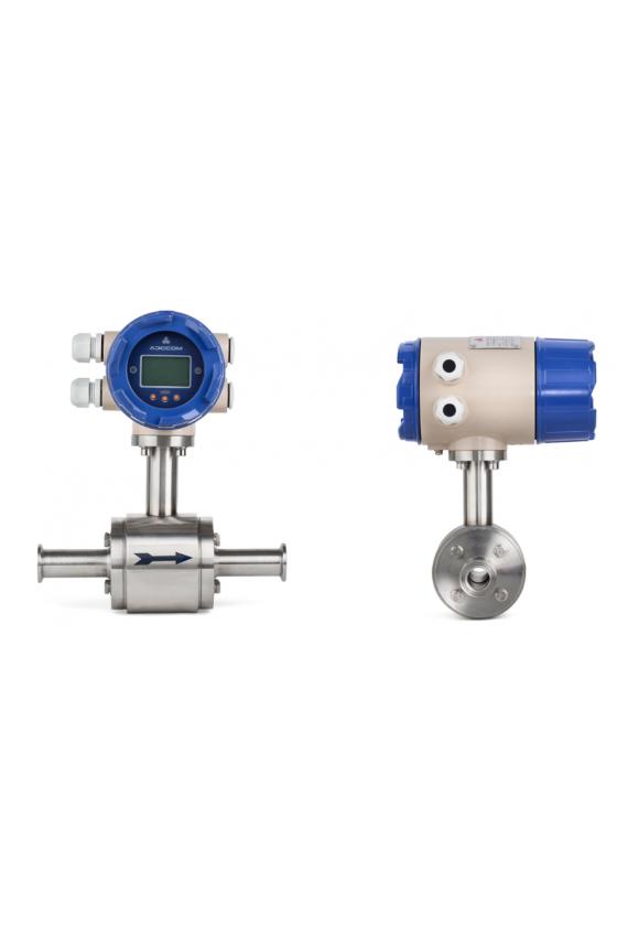 "ETG C PRO 020 Medidor electromagnético 3/4"" cnx clamp serie pro."