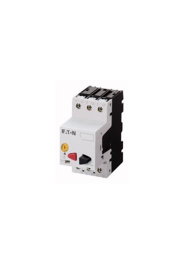 283390 PKZM01-16 Interruptor de protección del motor, 3p,