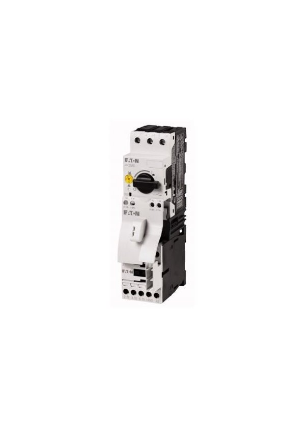 283162 Arrancador DOL, 3p, 1.5kW / 450V / AC3, 150kA MSC-D-4-M7(24VDC)