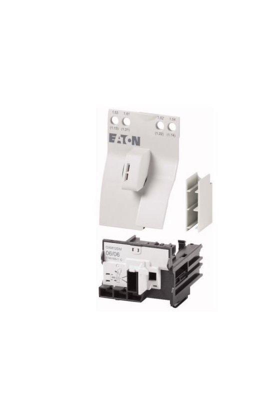 283149 PKZM0-XDM12 Kit, + adaptador de componentes, para arranque DOL para DILM7-M15