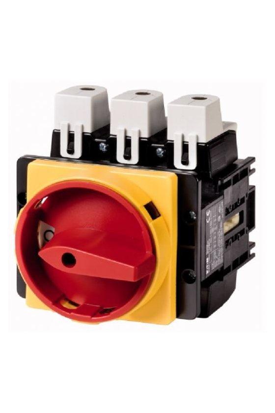 280898 Interruptor principal, 3 polos, 125 A, Función de parada de emergencia P5-125-EA-SVB