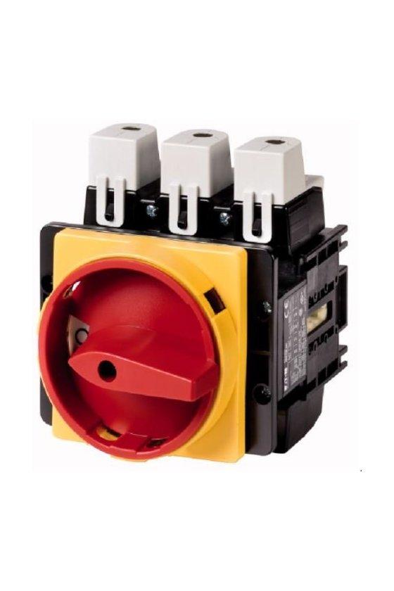 280950 Interruptor principal, 3 polos, 315 A, Función de parada de emergencia P5-31-EA-SVB