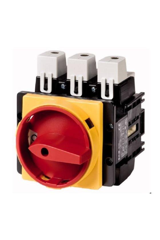 280936 Interruptor principal, 3 polos, 250 A, Función de parada de emergencia P5-250-EA-SVB