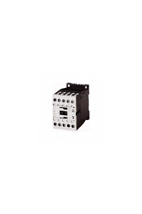 276582 Contactor, 3p + 1N / C, 3kW / 400V / AC3 DILM7-01(110V50HZ 120V60HZ)