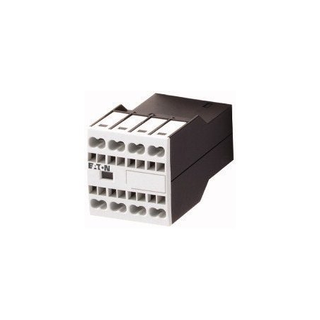 276530 Módulo de contacto auxiliar, 4 N / C, montaje en superficie, conexión de abrazadera de resorte DILA-XHIC04
