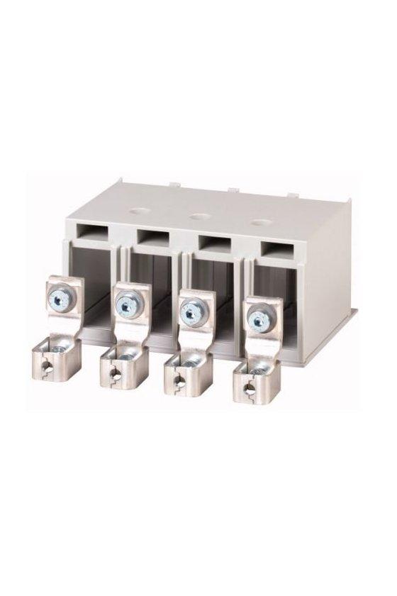 266725 NZM1-4-XKS Conexión por tornillo, 4p, 1 lado del interruptor, tamaño 1