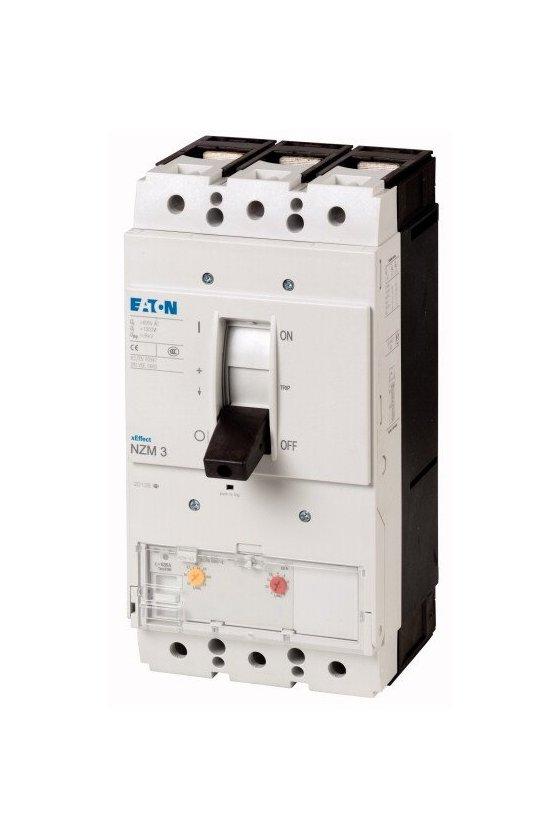 259115 NZMN3-AE630 INTERRUPTOR DE CAJA MOLDEADA 400/415 V 50 Hz, TAMAÑO 3