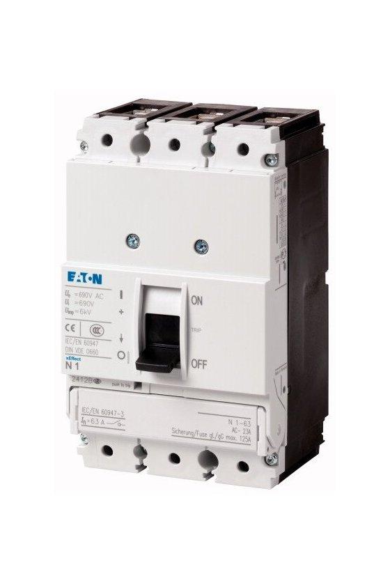 259144 N1-100 Interruptor-seccionador 3p 100A BG1