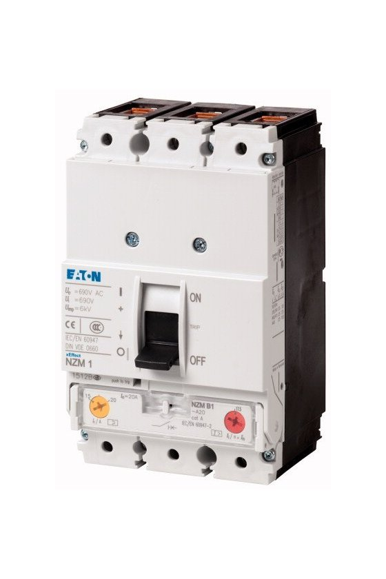 259085 NZMN1-A100 Disyuntor, 3p, 100A