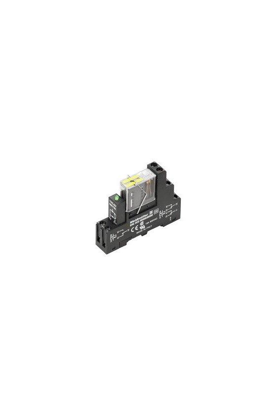 RCLKIT 24VDC 2CO LED GN...