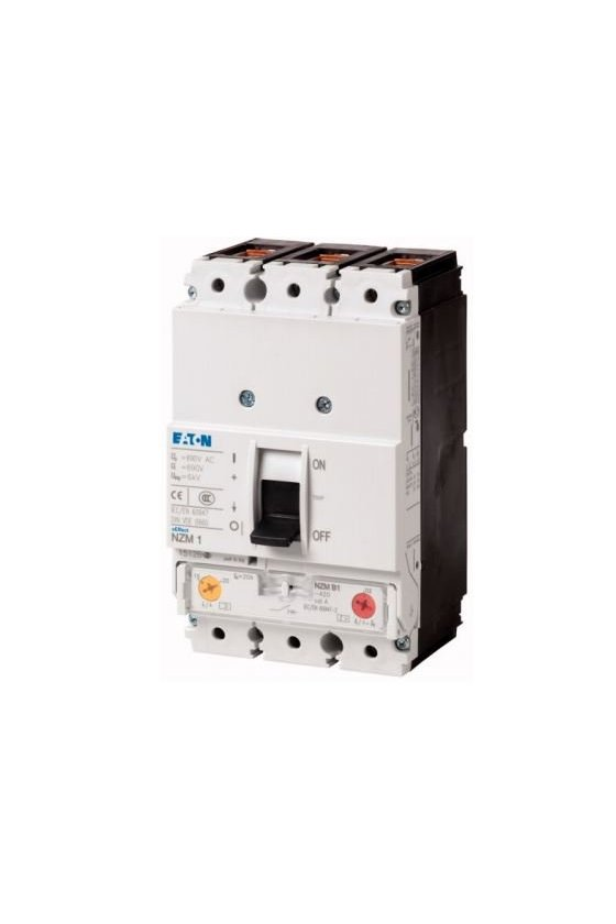 259080 NZMB1-A125 Disyuntor, 3p, 125A