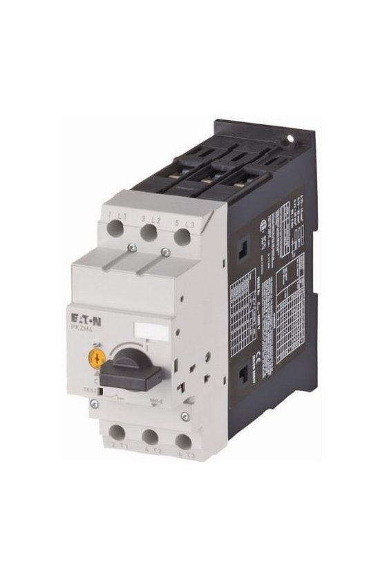 222413 PKZM4-63 Disyuntor de protección del motor, 3p