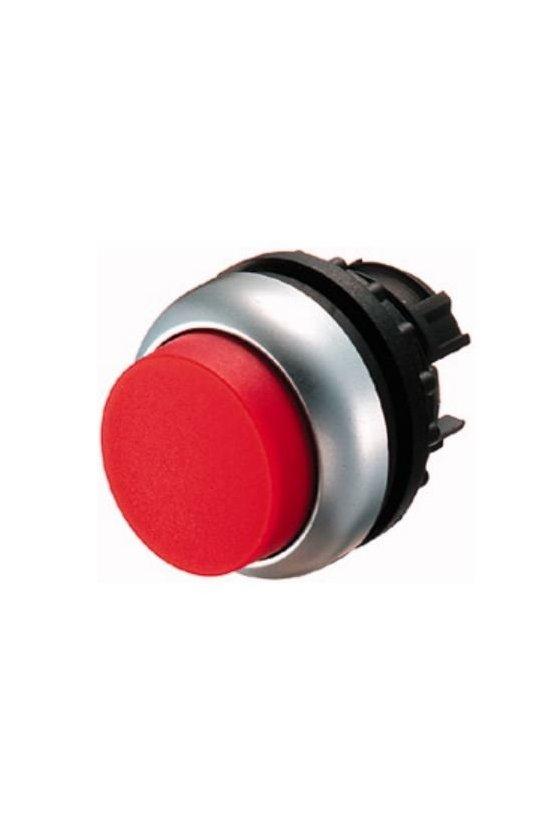 216641 M22-DH-R Pulsador saliente retorno