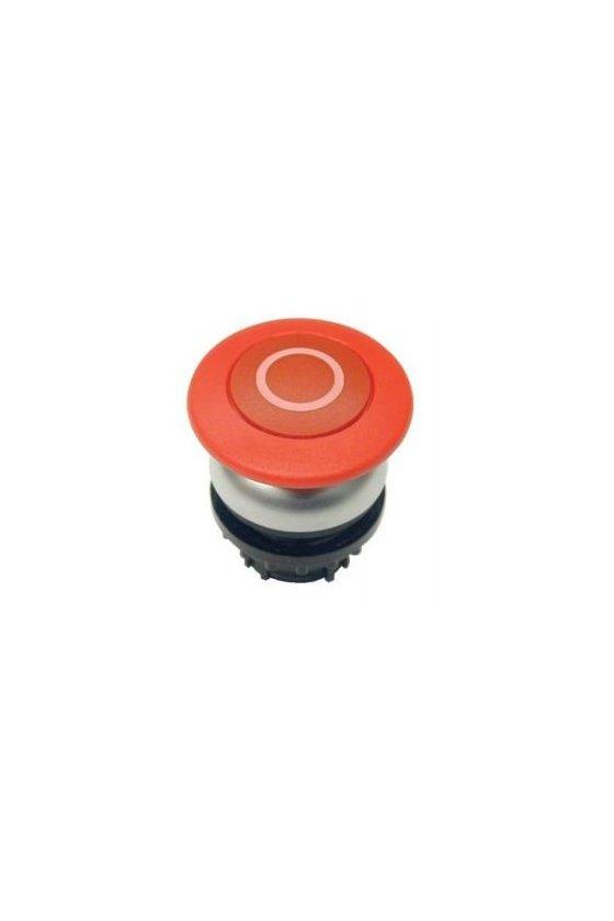 216720 M22-DP-R-X0 Actuador de seta, rojo 0, momentáneo
