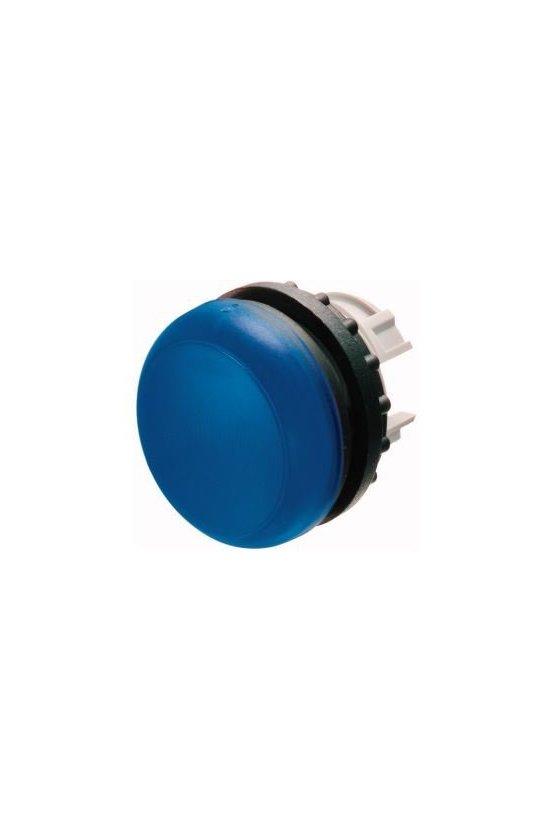 216775 M22-L-B Luz indicadora, al ras, azul