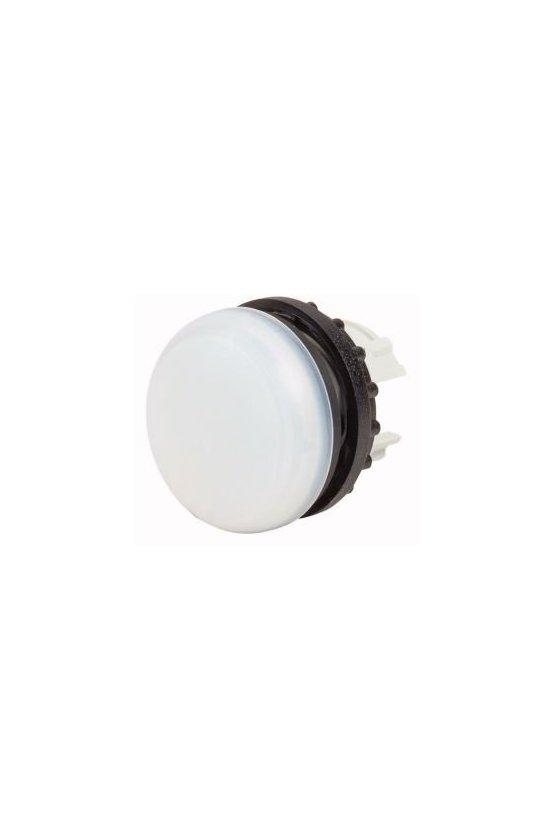 216771 M22-L-W Indicador luminoso, al ras, blanco