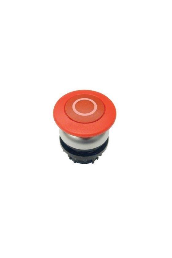 216751 M22-DRP-R-X0 Actuador de hongo, rojo 0, mantenido