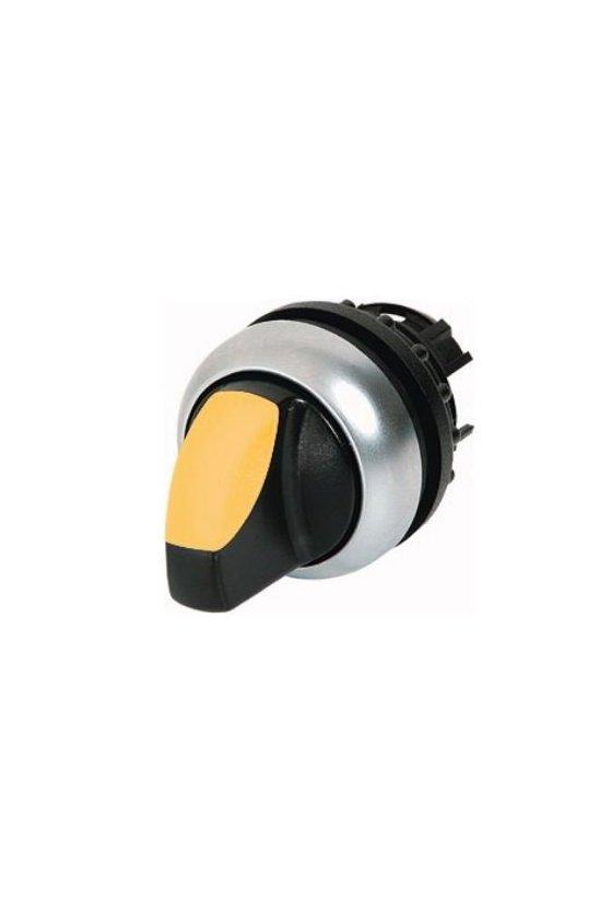 216849 M22-WRLK3-Y Actuador del interruptor selector iluminado