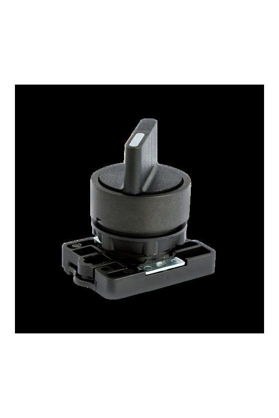 SLMB8D0 Selec Conmutador Corta 2 Posiciones Fijo