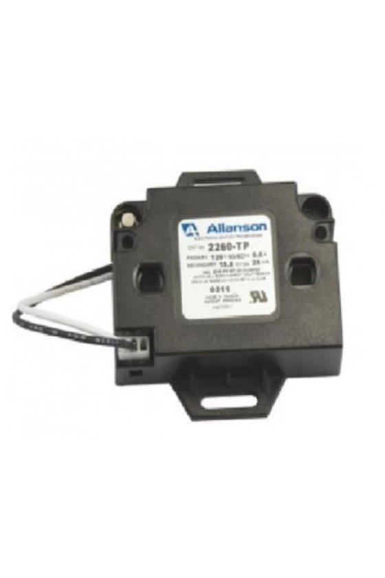 2260-TP TRANSFORMADOR ELECTRONICO DE IGNICION 120/60 15,600V